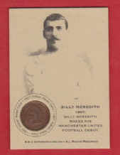 Manchester United Billy Meredith Wales